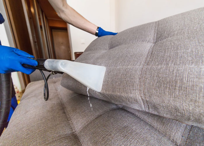 Sofa Cleaning in Davao