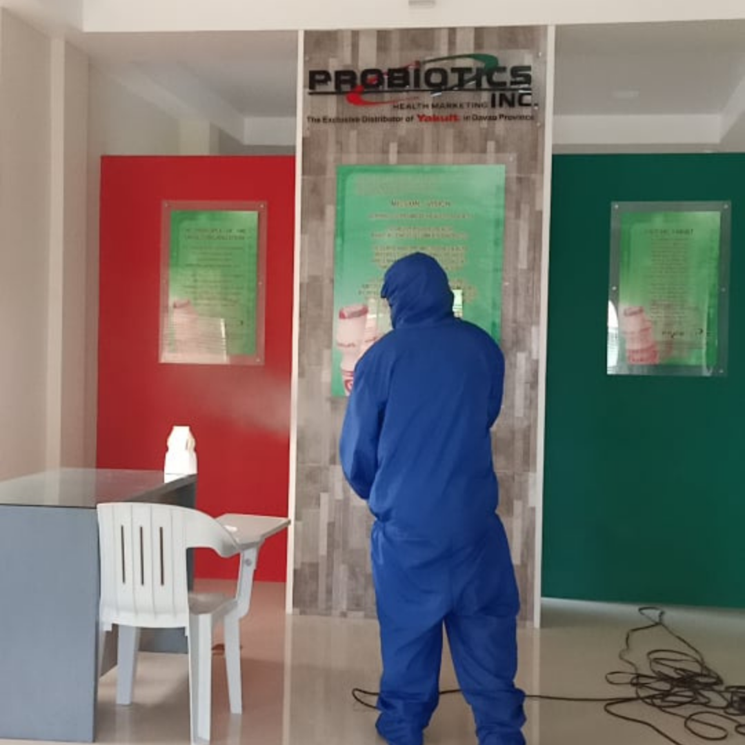 Go Forward Cleaning Services in Davao
